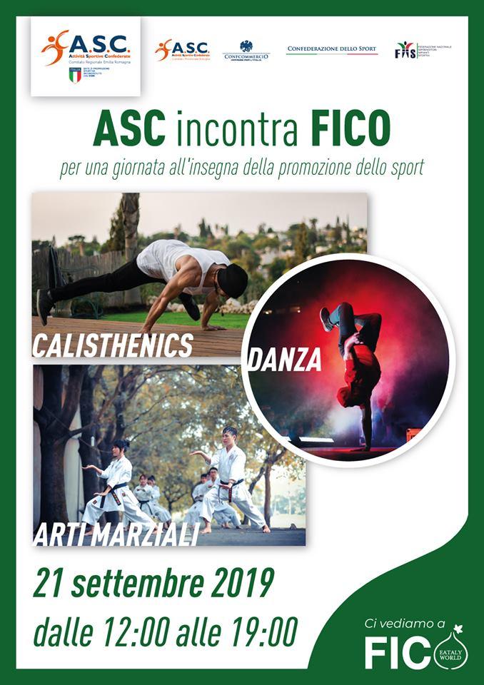asc bologna evento fico 21 settembre 2019